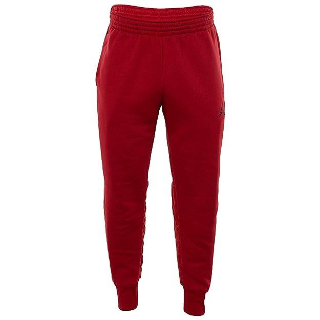 2ab20c9ed24 Amazon.com: Men's Jordan Sportswear AJ 11 Hybrid Pants BLACK/BLACK: Shoes