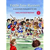 Fiddle Time Runners + CD: A second book of easy pieces for violin
