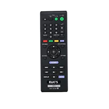 b1fe9dae6 EWO'S New replacement remote fit for RMT-b119p 1-490-028-41 for Sony BDP-S5200  BDP-S4100 Disc 3D Blu-ray BD DVD player: Amazon.co.uk: Hi-Fi & Speakers