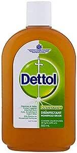 Dettol Classic Antibacterial Disinfectant Liquid, 500ml