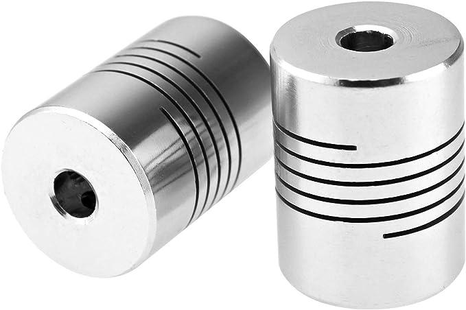 accessoires 127-180mm en aluminium de t/ête rouge durable en aluminium de laser pour la machine 63.5//101.6mm de gravure de laser de CO2 Accessoires de machine de gravure au laser #2