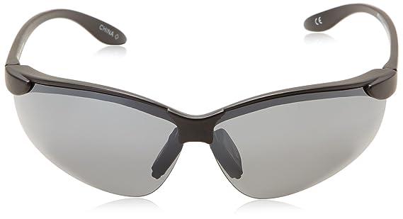 00310c55341 Amazon.com  Solar Comfort Classic Shield Rectangular Sunglasses ...