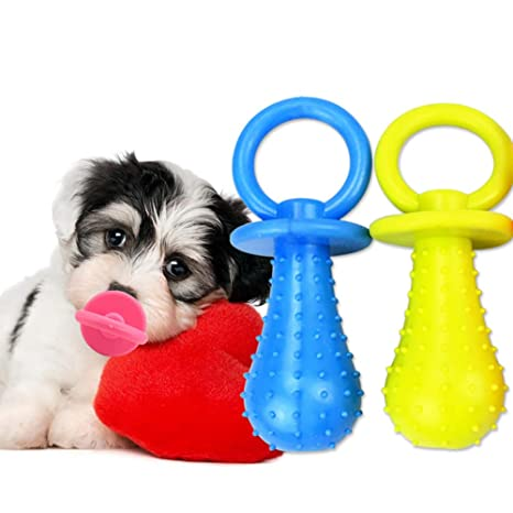 SDGDFXCHN Juguete para chupetes para Mascotas Molar Limpieza ...
