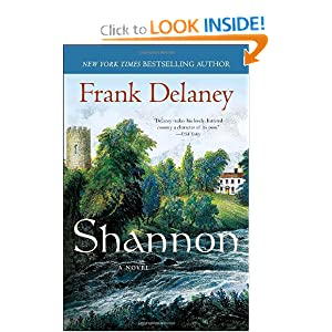 Shannon: A Novel of Ireland Frank Delaney
