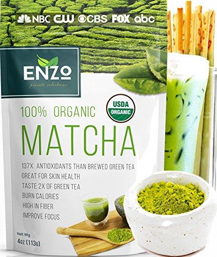 Matcha Green Tea Powder 4oz product image