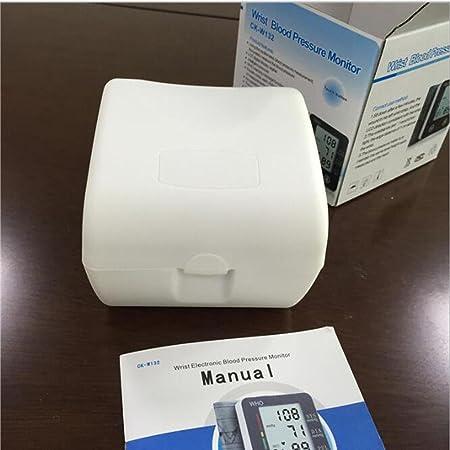 ZWW - Tensiómetro de muñeca Monitoreo de la presión sanguínea en la muñeca, curación de electrodoméstico móvil Touch Electronic: Amazon.es: Salud y cuidado ...