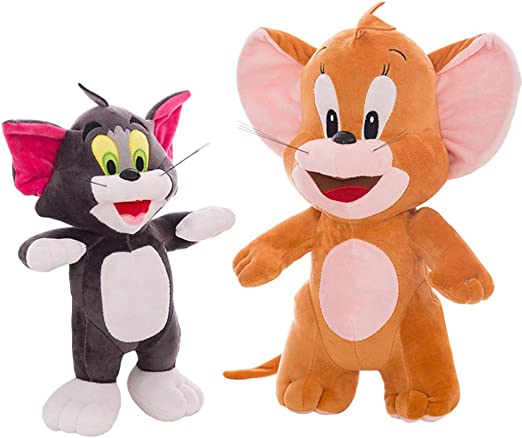 LCCYJ Tom Jerry Juguetes Muñecas Decoración Hogar Peluches ...