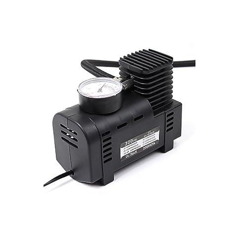 300 PSI 12 V Mini compresor de aire portátil para coche motocicleta bicicleta aerodeslizador aire Cojín