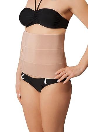 Turbo Med TM370-1 - Faja de cintura y abdomen, color: Gris: Amazon.es: Salud y cuidado personal