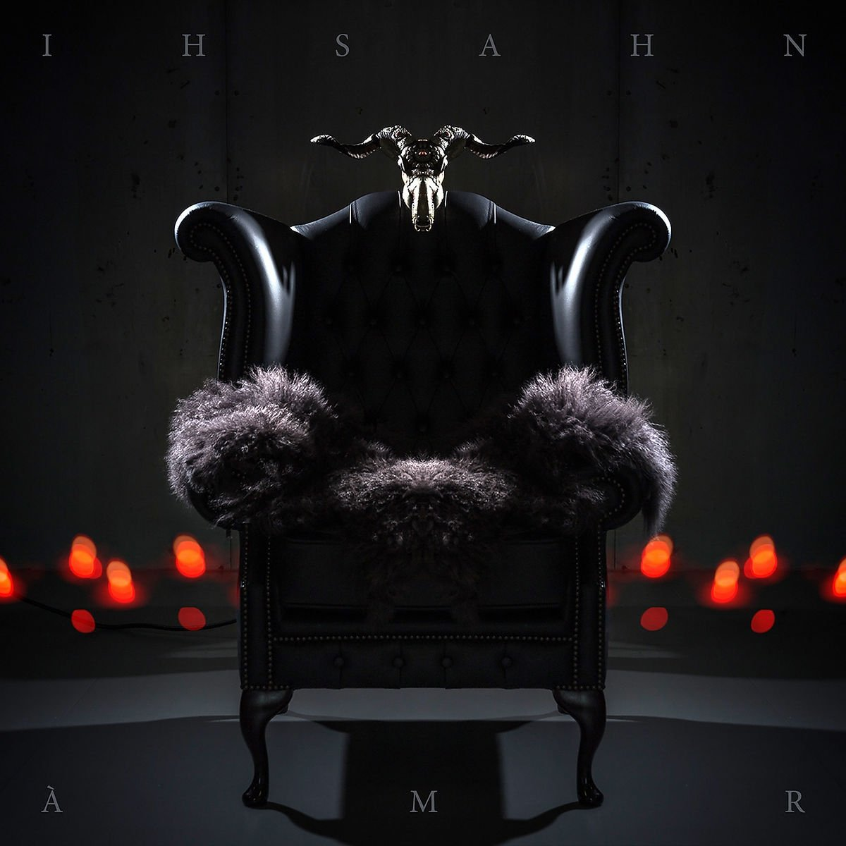 Vinilo : Ihsahn - Amr (2PC)