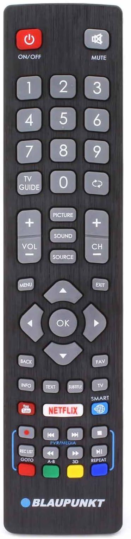 Telecomando Originale Blaupunkt B32FA56HK Nuovo