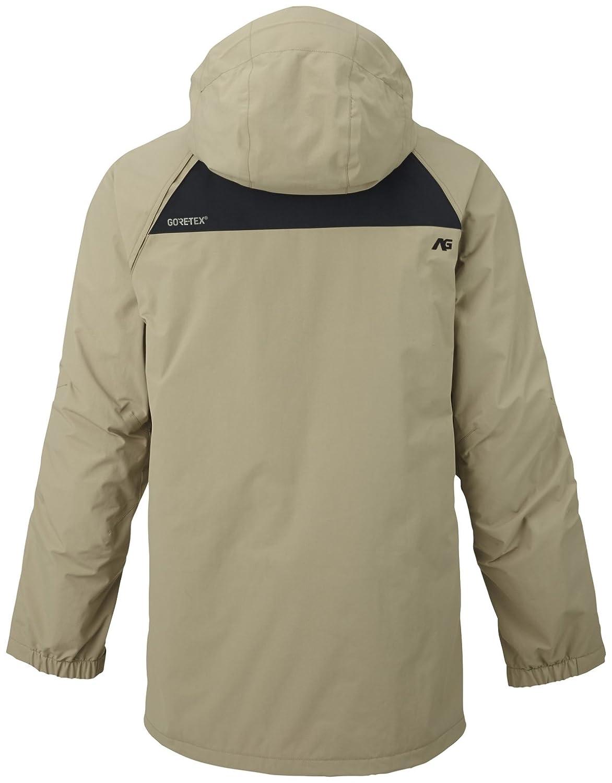 32ac5f92f7c4 Analog Zenith Jacket - Men's Putty/True Black Medium, Jackets - Amazon  Canada