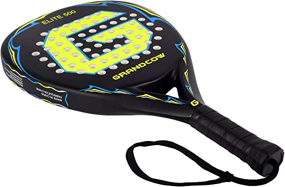 Amazon.com: Grand Cow - Raqueta de tenis de playa con ...