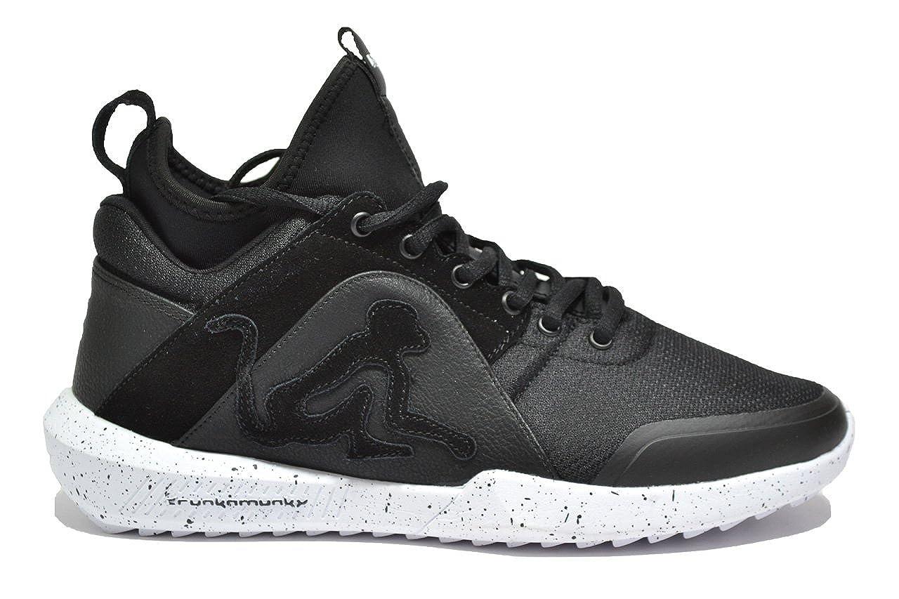 Drunknmunky scarpe da ginnastica alte scarpe uomo nero DENVER DENVER DENVER CHROME 401 41 dd4e2e