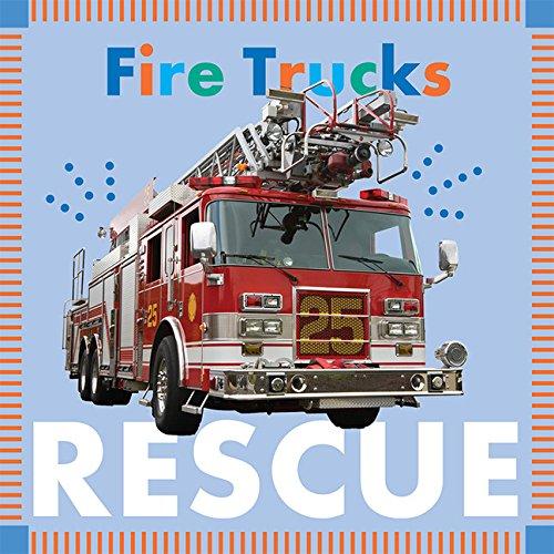 Fire Trucks Rescue (Amicus Ink Board Books)