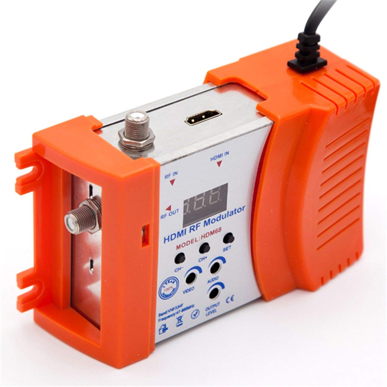 GreatWall Hdm68-modulator Digitaler Hf-hdmi-Modulator VHF Uhf-Frequenz Pal//Ntsc-Standard
