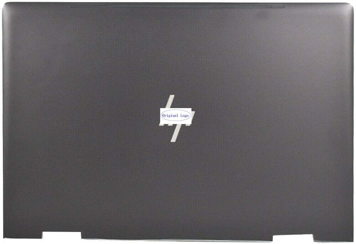 Original for HP Envy X360 Convertible 15-BP 15M-BP 15M-BQ 15M-BP111DX 15M-BP012DX 15M-BP021DX LCD Back Cover Lid Top Case Rear lid 924321-001 460.0BX0H.0001 Gray