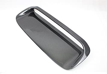 AER 2pcs Racing Rear Bumper Spat For Toyota FT86 BRZ Vortexx Style Carbon Fiber