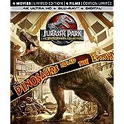 Amazon #DealOfTheDay: Jurassic Park 25th Anniversary Collection