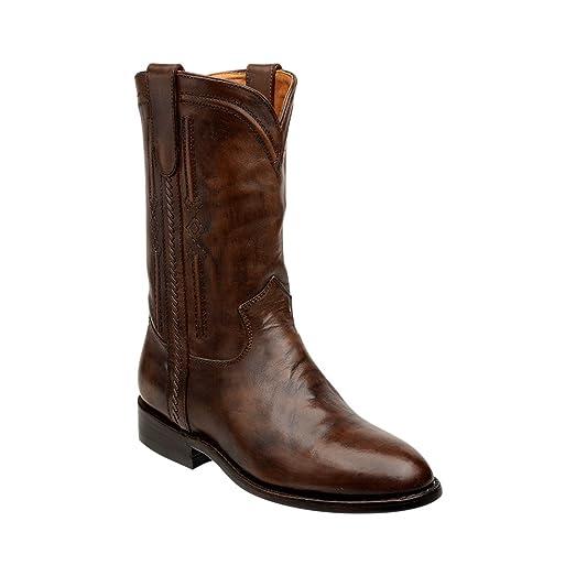 C301RP Cuadra Traditional Roper Western boot