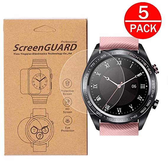 Amazon.com: [5-Pack] for Huawei Honor Watch Dream Smart ...