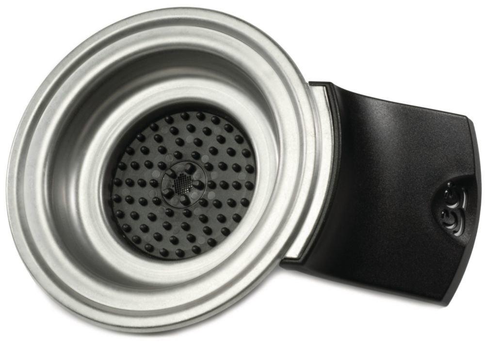 Philips Soporte para dosis de 2 tazas HD5010/01 - Filtro de café (Negro, Philips Senseo HD7810/90, HD7810/75, HD7810/71, HD7810/70, HD7810/60, HD7810/ 56, ...
