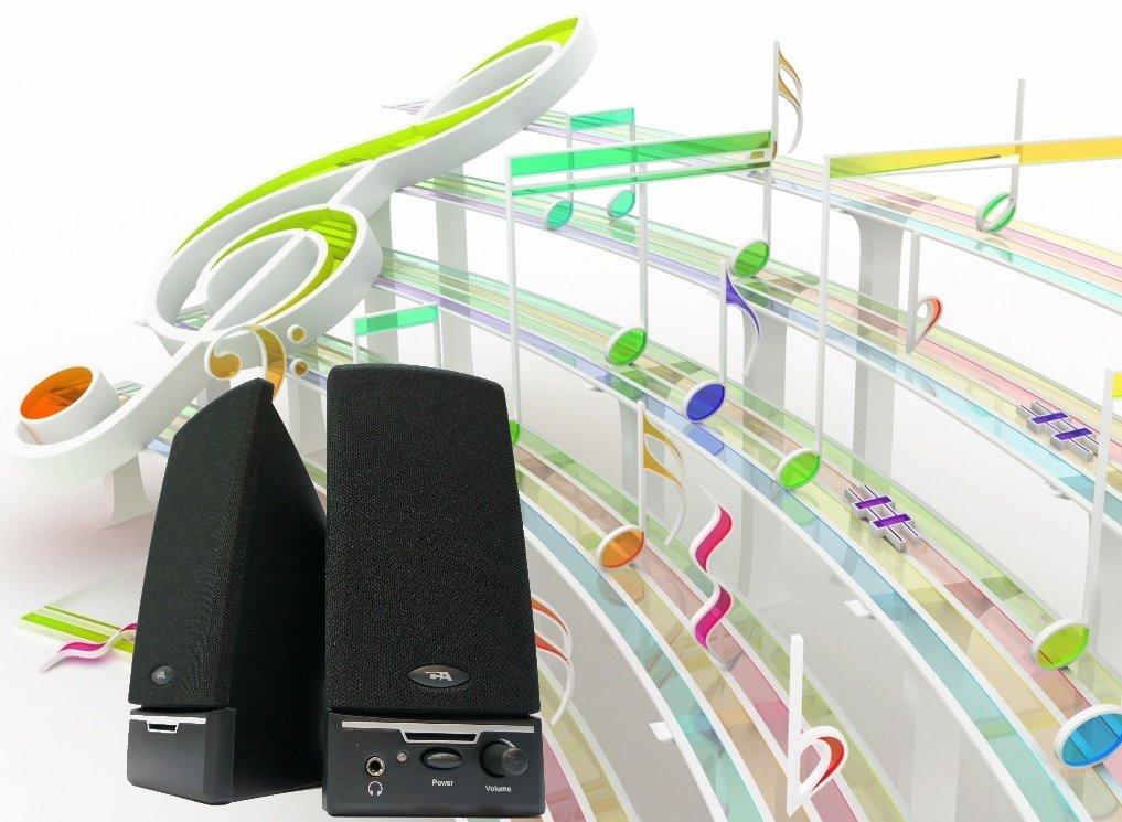 Cyber Acoustics CA-2014 multimedia desktop computer speakers by Cyber Acoustics (Image #7)