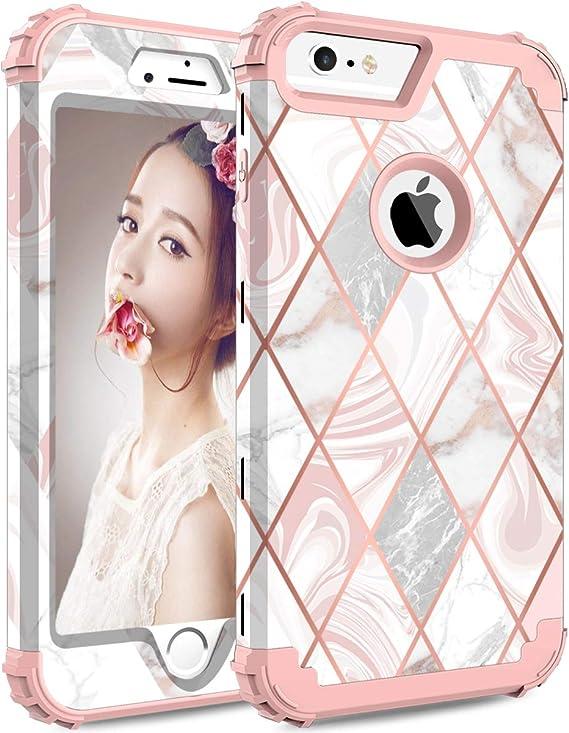 Amazon Com Zhk Iphone 6s Plus Case Iphone 6 Plus Case Marble 3