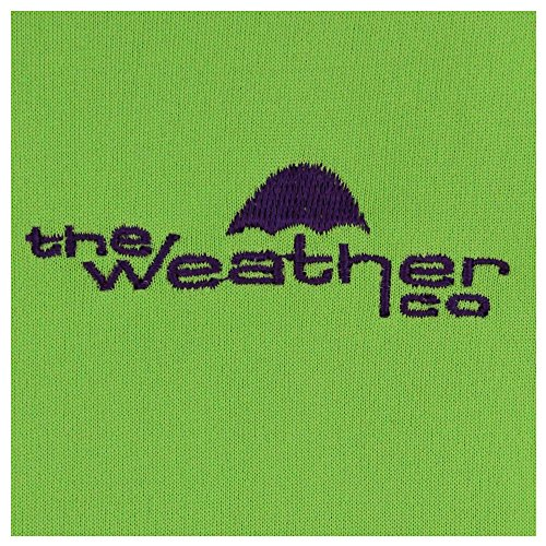 The Weather Apparel Co Poly Flex Golf Vest 2017 Women Lime/Purple Medium by The Weather Apparel Co (Image #3)