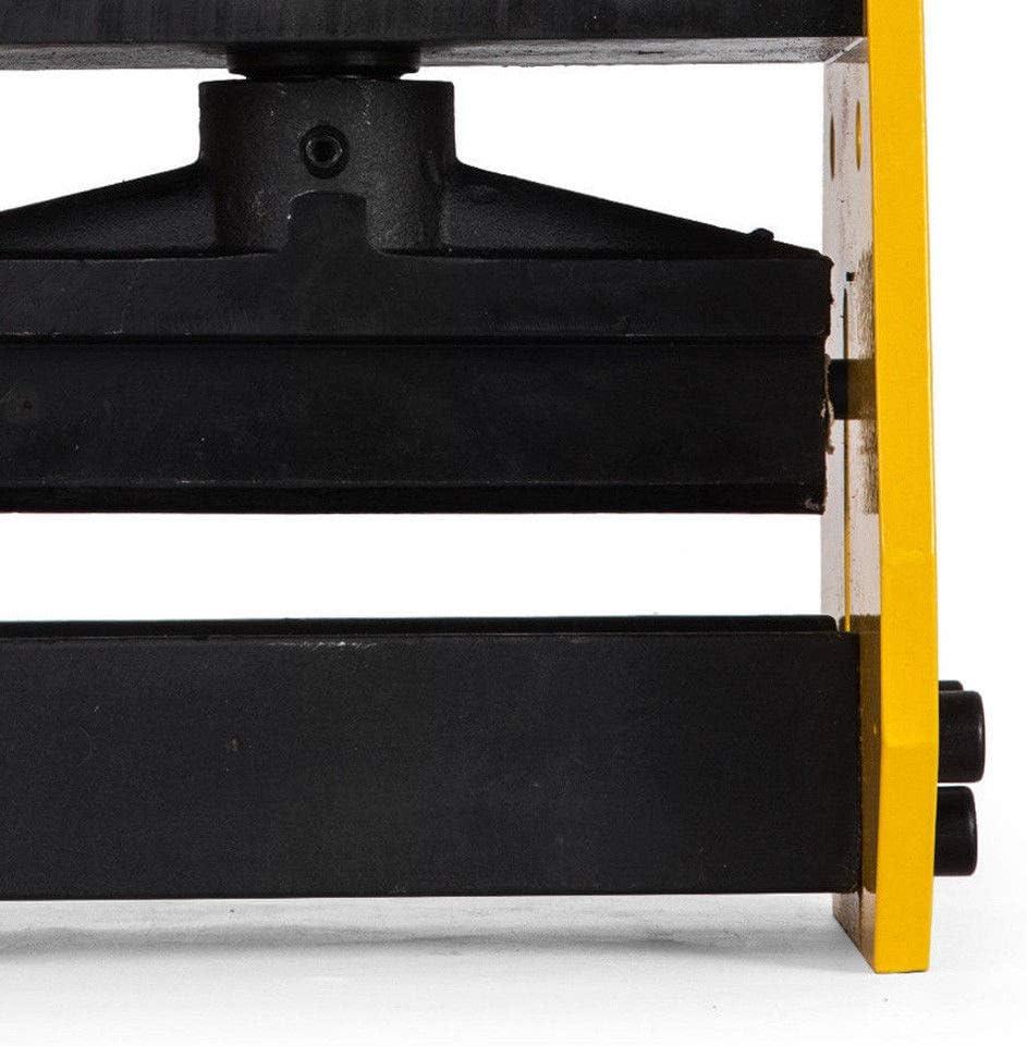 Hydraulic Busbar Bender 200mm width  x 12mm thickness