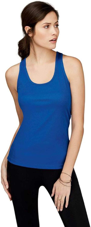 Crivit Damen Funktionstop Shirt mit Ringerr/ücken TOPCCOL/® creora/® Schnell Trocknend