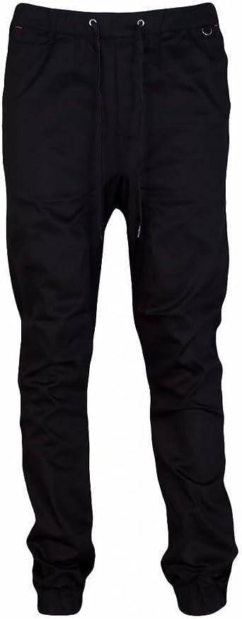 Amazon Com Kayden K Pantalones Para Hombre Talla 34 Color Negro Clothing