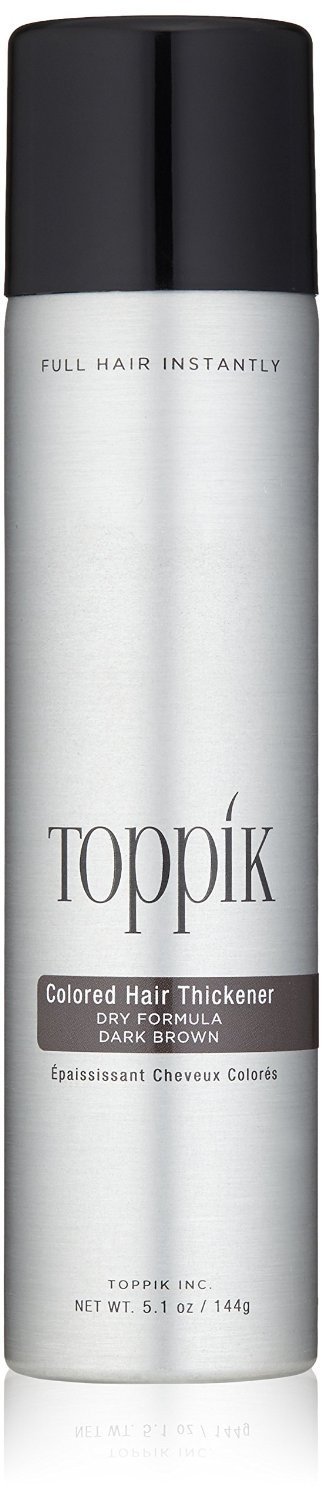 TOPPIK Colored Hair Thickener, 5.1 oz.