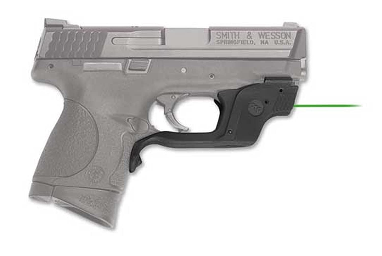 Crimson Trace Laserguard for Smith & Wesson M&P Full-Size & Compact -  LG-360G