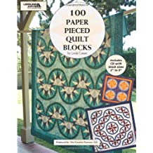 100 Paper Pieced Quilt Blocks with Bonus CD