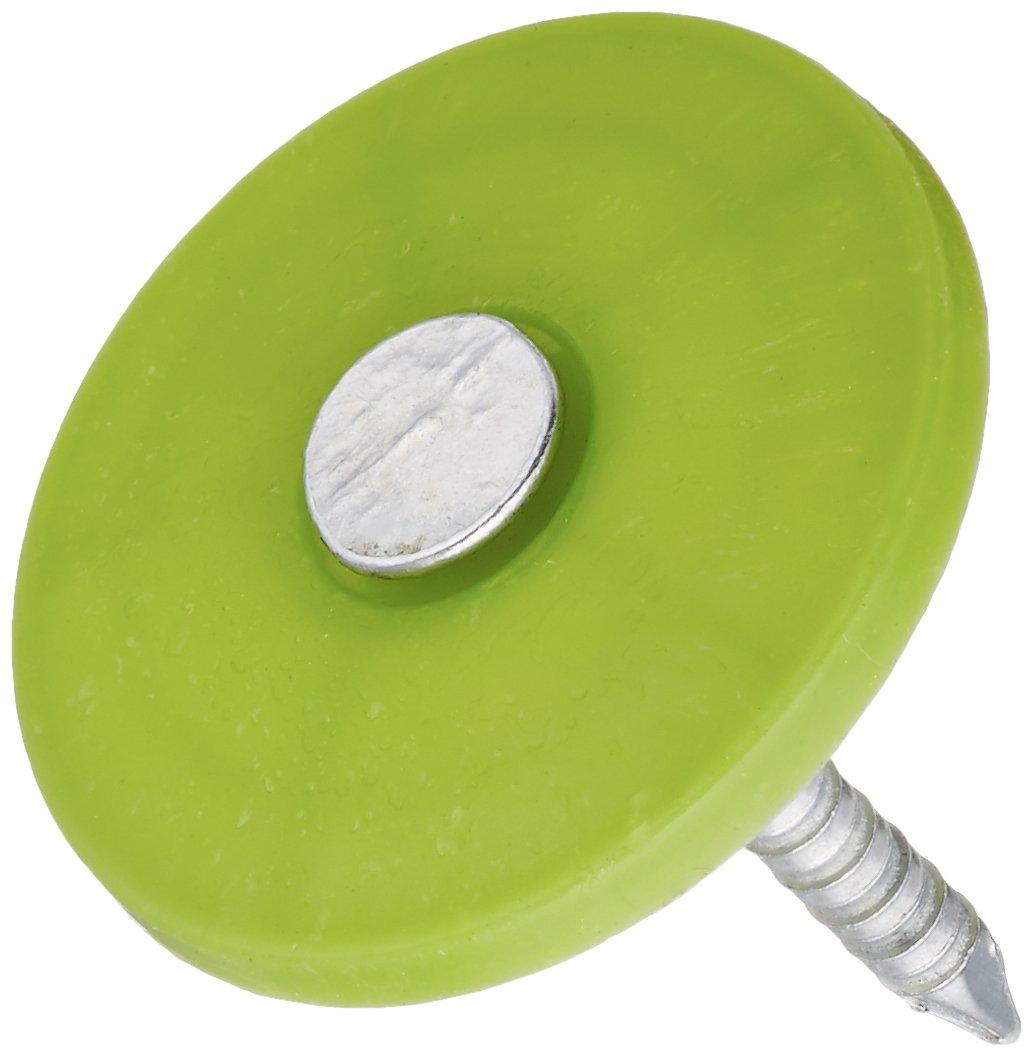 NATIONAL NAIL 135055 250CT 1-Inch Plastic Cap Nail