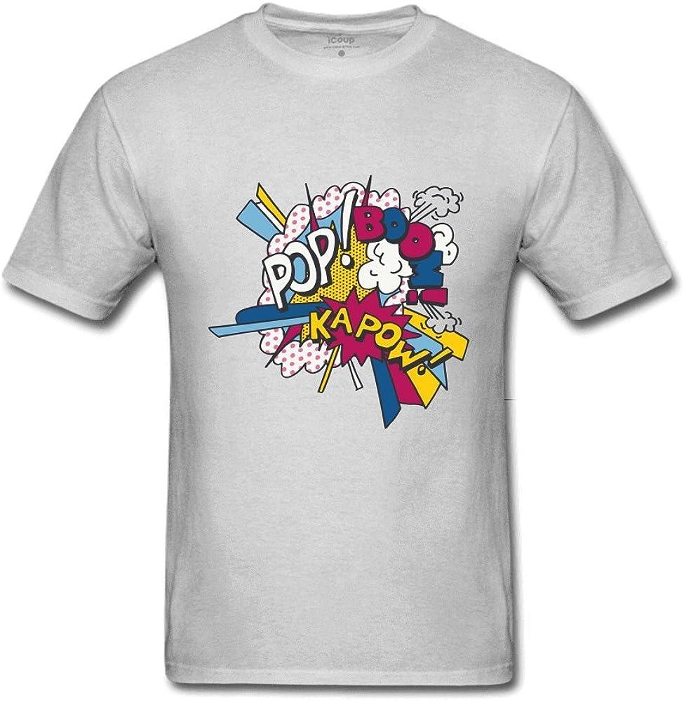 BOOM Nano Hombres T Camisa para hombre XXL gris: Amazon.es: Ropa y accesorios