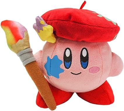 Stars Kirby Plush Doll Kirby Friends Heart Throwing