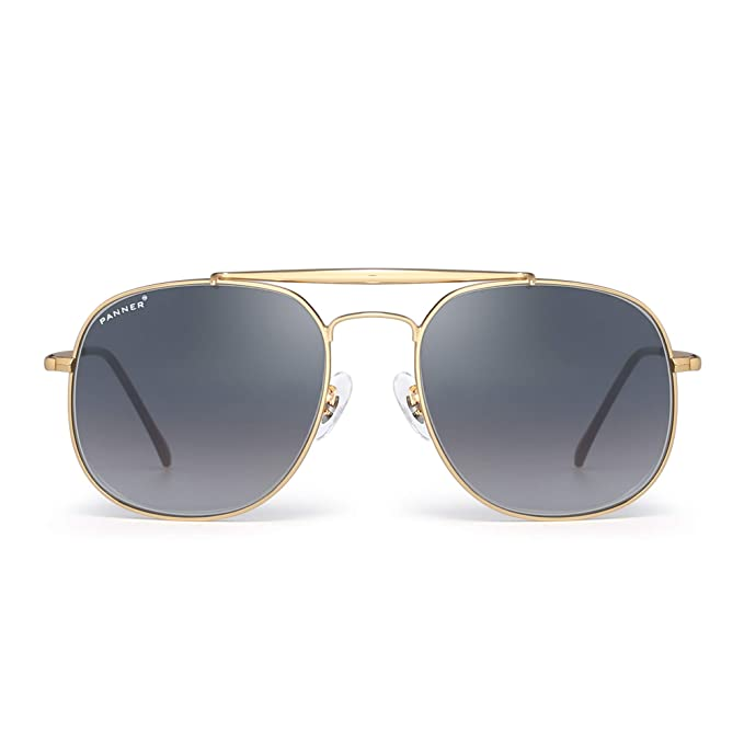 1d9e4cbdbe Image Unavailable. Image not available for. Color  PANNER Fashion  Rectangular Sunglasses for Men ...