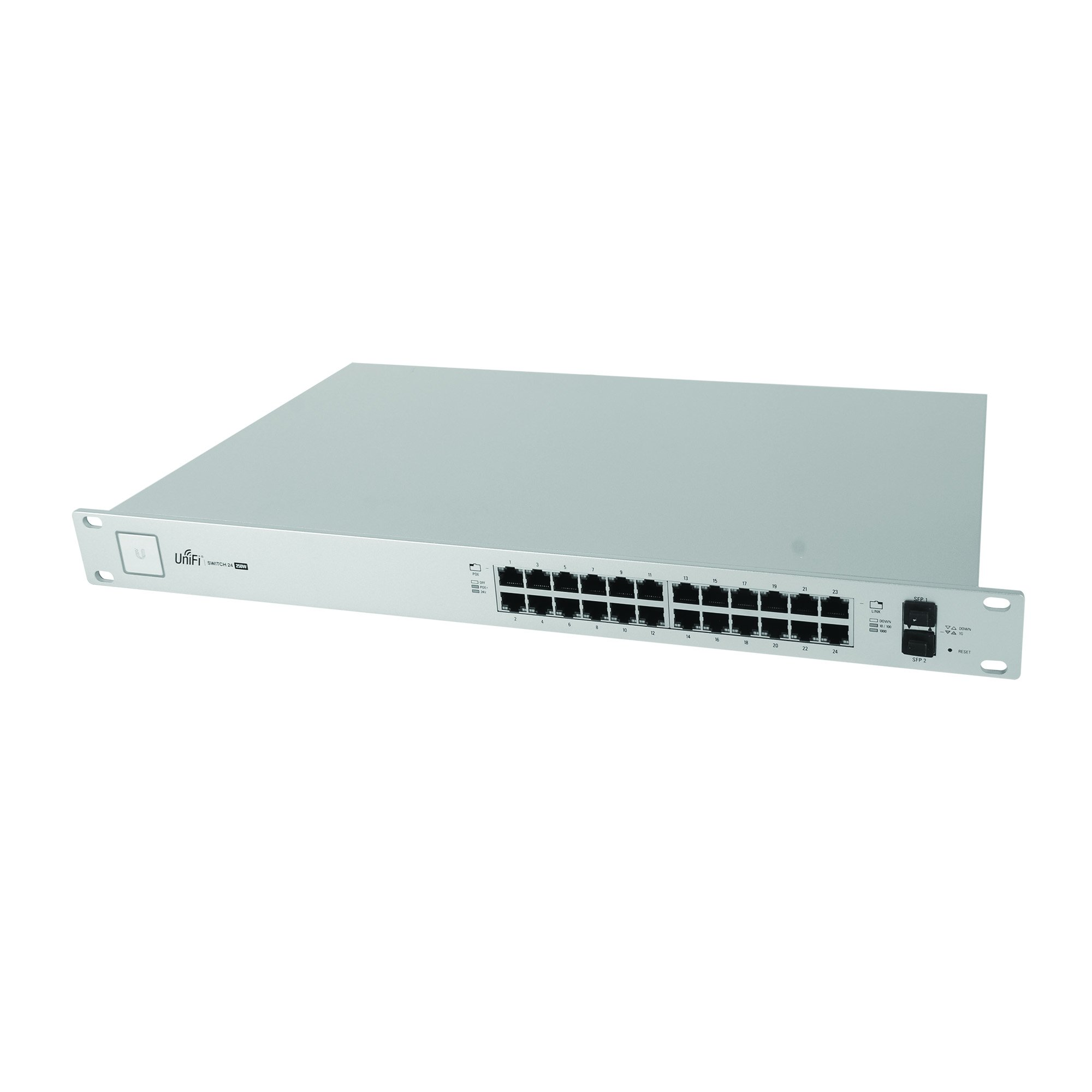 Ubiquiti UniFi Switch - 24 Ports Managed (US-24-250W) by Ubiquiti Networks