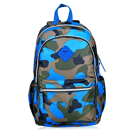 Vbiger Girl's & Boy's Backpack for Middle School Cute Backpack Outdoor Daypack
