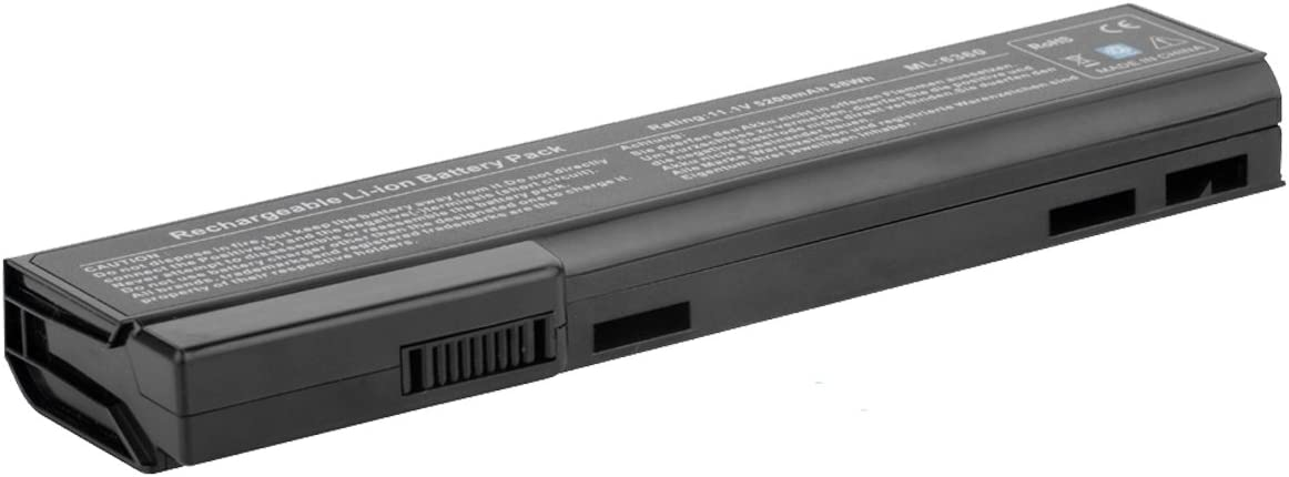 Replacement Battery Compatible with HP 628666-001 628668-001 631243-001 634087-001 CC06 QK642AA QK640AA QK639AA CC06XL BB09 CC09 ST09 HSTNN-LB2G HSTNN-F08C HSTNN-LB2H HSTNN-LB2F HSTNN-I90C