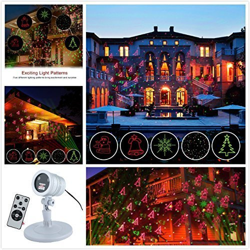 Outdoor Snowflake Lights Price in US - 7