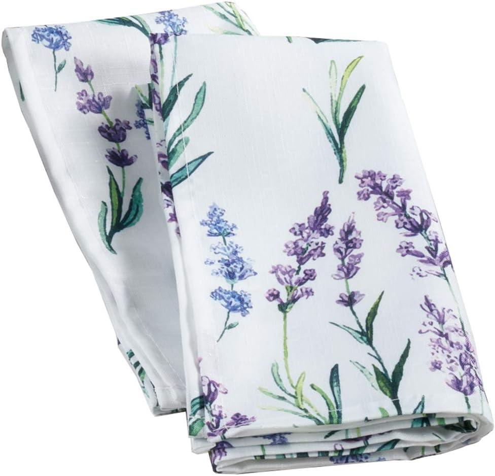 PPD La Lavande Napkins 20 Pieces Table Napkins Tissue Colorful 12.5 cm 1251594
