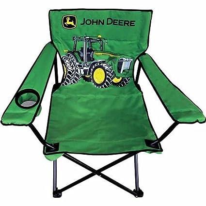 Ordinaire John Deere Big Man Camp Chair, Green