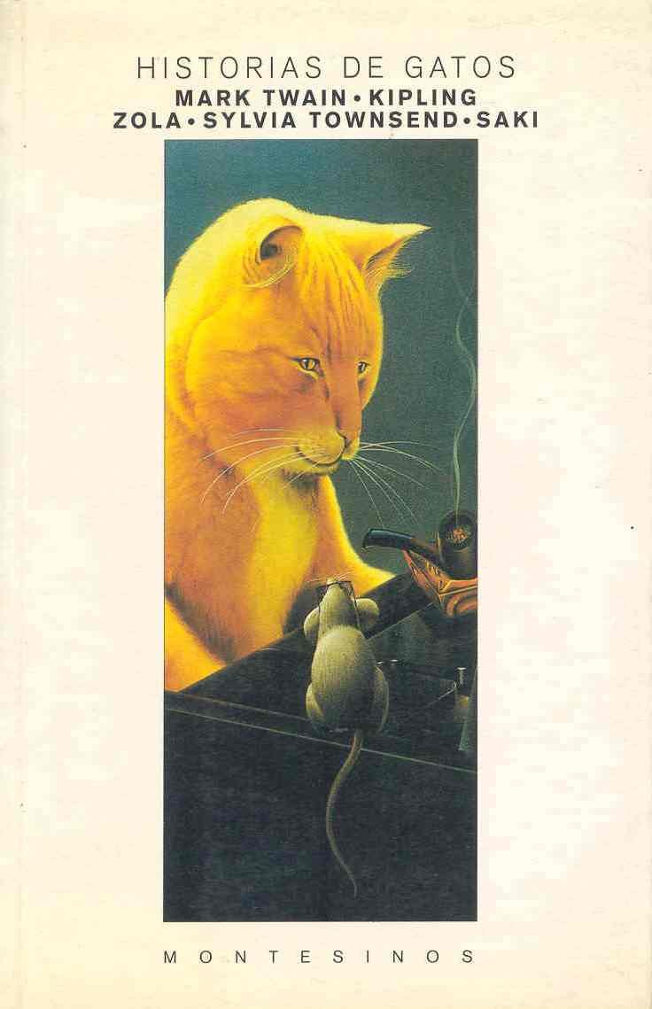 Cuentos de gatos (Spanish) Paperback – 1995