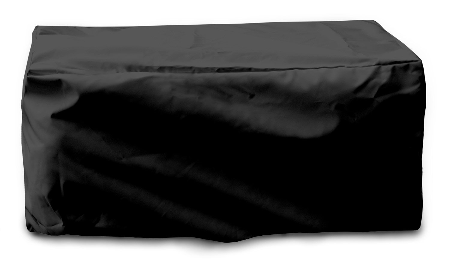 KoverRoos Weathermax 74215 Cushion Storage Chest Cover, 54-Inch Length by 33-Inch Width by 28-Inch Height, Black