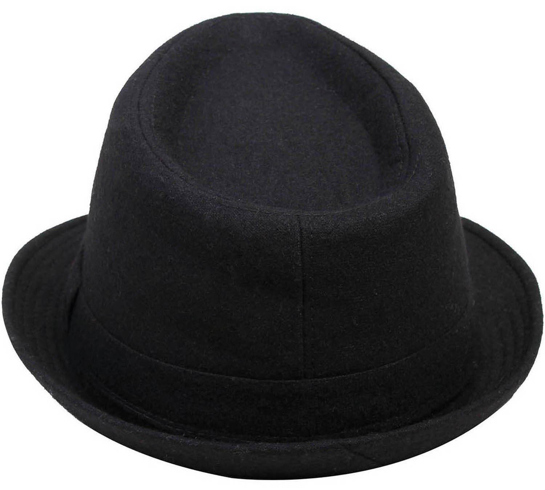 Fedora Hat Soft Comfortable Classical Cap $16.99 AT vintagedancer.com