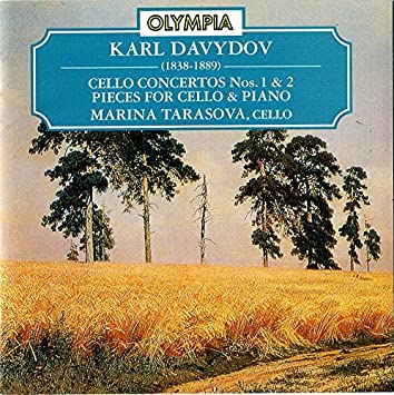 Karl Davydov Konstantin Krimetz Cello Marina Tarasova Davydov