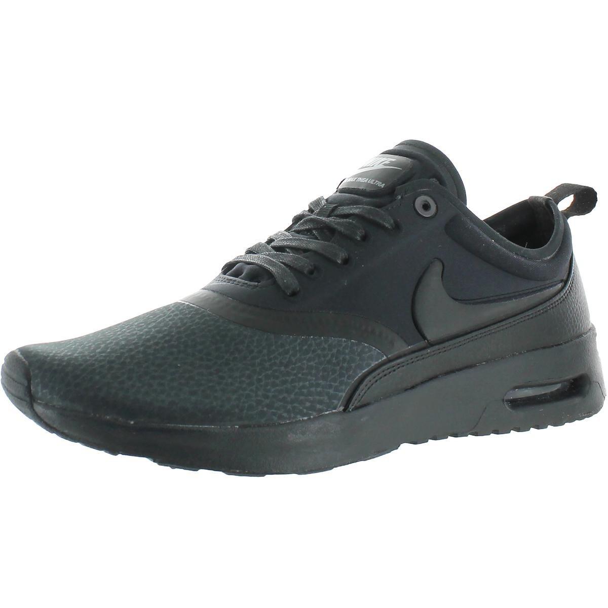 13f3909c97 Galleon - NIKE Womens Air Max Thea Ultra PRM Running Shoes Black 5 Medium  (B,M)